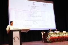 Inauguration of NIDEM building
