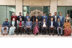 Induction Training Programme for IDES Officer Trainees 2019 Batch