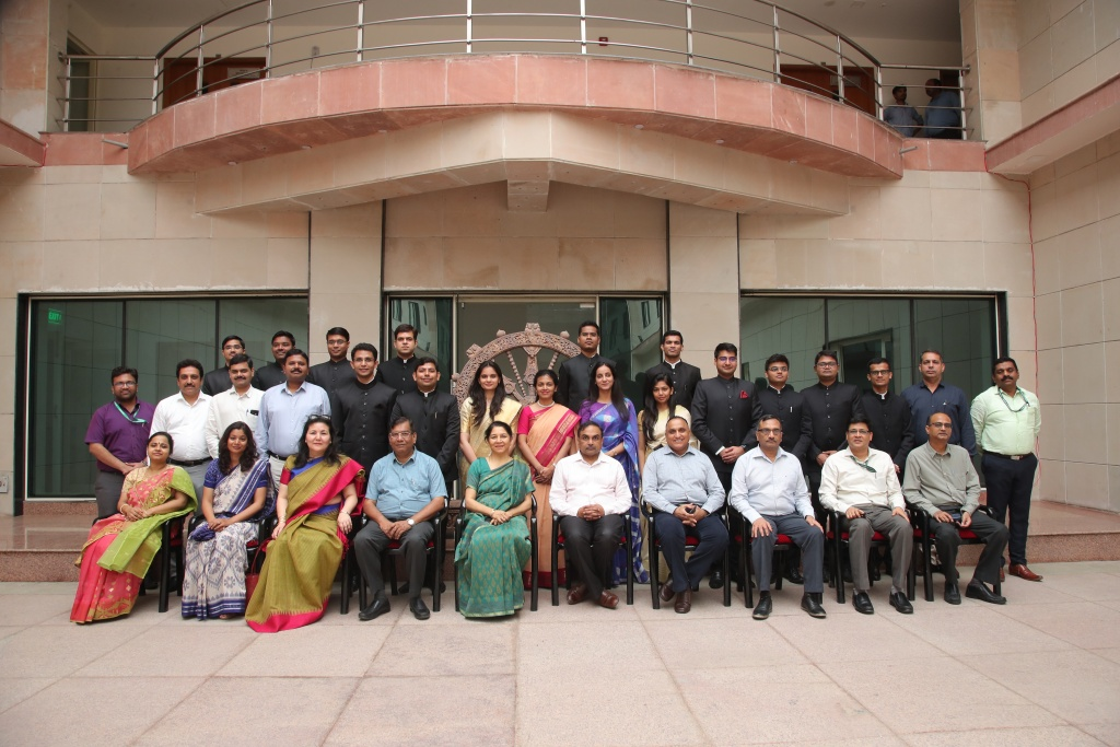 valediction of IDES Officer Trainees of 2018 Batch